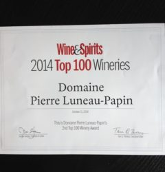 131 2 - Domaine Luneau Papin