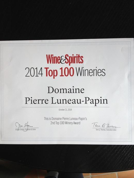 131 2 - Domaine Luneau Papin