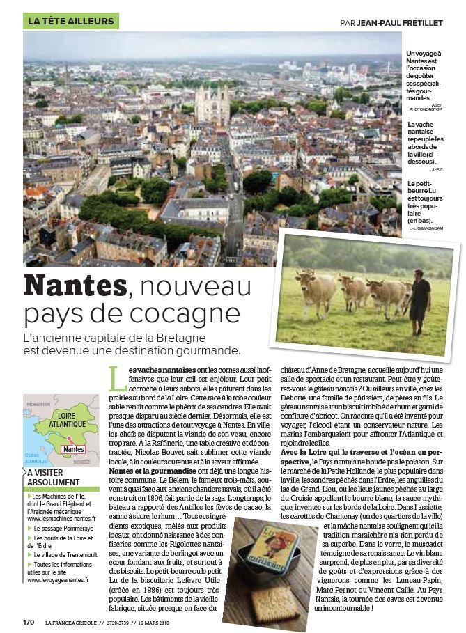 TA Nantes 2 - Domaine Luneau Papin