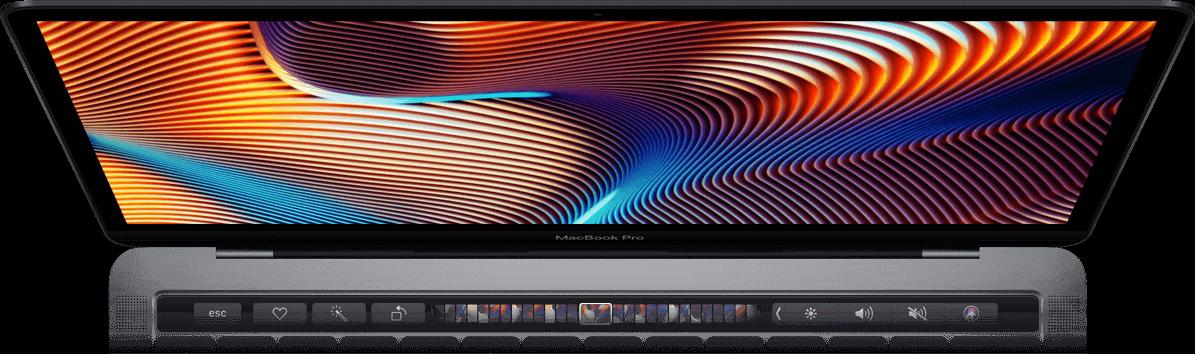 mac laptop - Domaine Luneau Papin