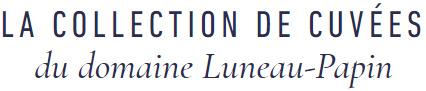 titre cuvees fr - Domaine Luneau Papin