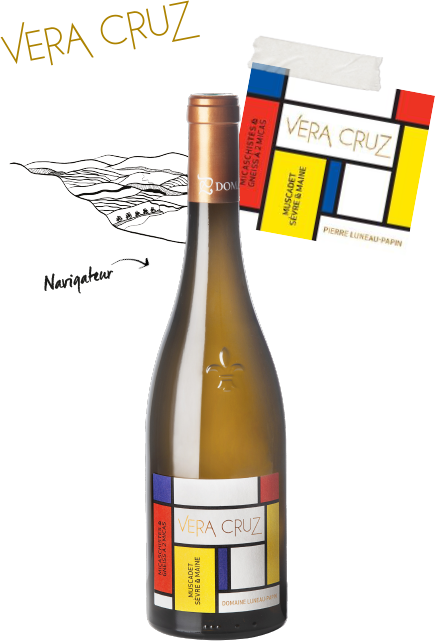vera cruz bouteille - Domaine Luneau Papin